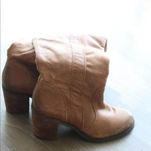 Arturo Chang Leather Boots